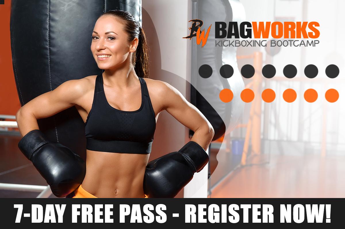 7-Day Free Class Pass